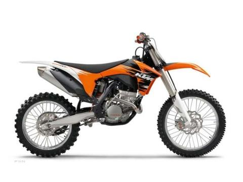 2011 KTM 250 SX-F in Costa Mesa, California