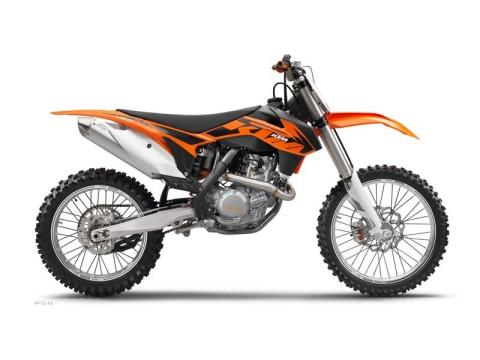 2013 KTM 450 SX-F in Santa Maria, California - Photo 1