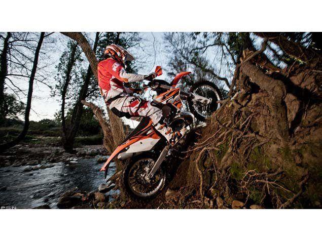 2013 ktm 200 xc-w motorcycles slovan pennsylvania