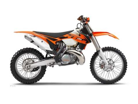 2013 KTM 250 XC in Escanaba, Michigan - Photo 7