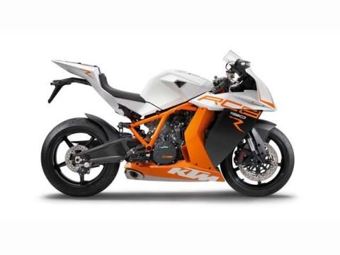 2013 KTM 1190 RC8 R in Kingsport, Tennessee