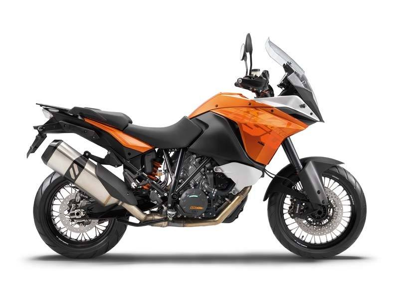 2014 KTM 1190 Adventure ABS in Colorado Springs, Colorado - Photo 1