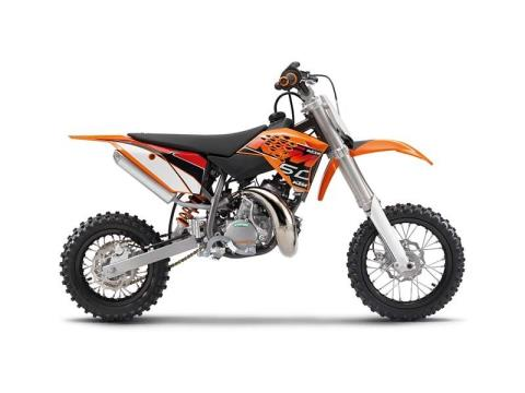 2014 KTM 50 SX in Sioux City, Iowa