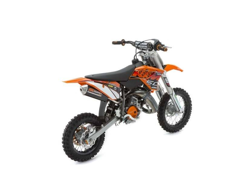 2014 KTM 50 SXS in Sioux City, Iowa