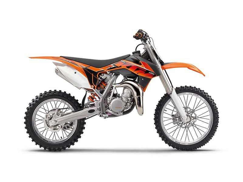 2014 KTM 85 SX in Costa Mesa, California