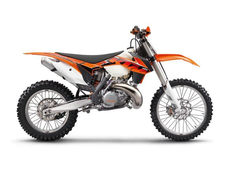 2014 KTM 250 XC in Sioux City, Iowa