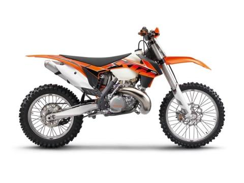2014 KTM 300 XC in Dansville, New York