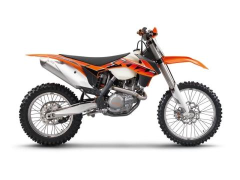 2014 KTM 450 XC-F in Sioux City, Iowa