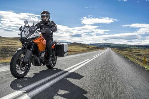 2015 KTM 1190 Adventure in Sioux City, Iowa