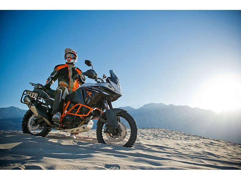 2015 KTM 1190 Adventure R in Monroe, Michigan - Photo 4