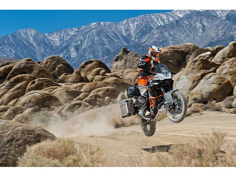 2015 KTM 1190 Adventure R in Monroe, Michigan - Photo 5