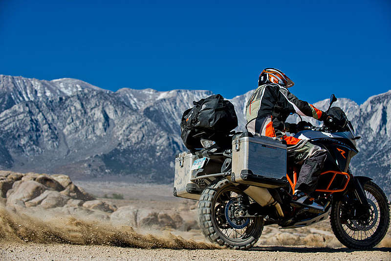 2015 KTM 1190 Adventure R in Monroe, Michigan - Photo 8