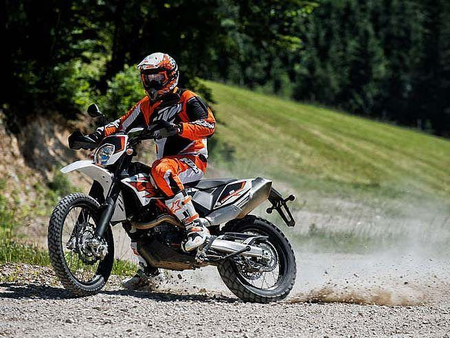 2015 KTM 690 Enduro R in Orange, California