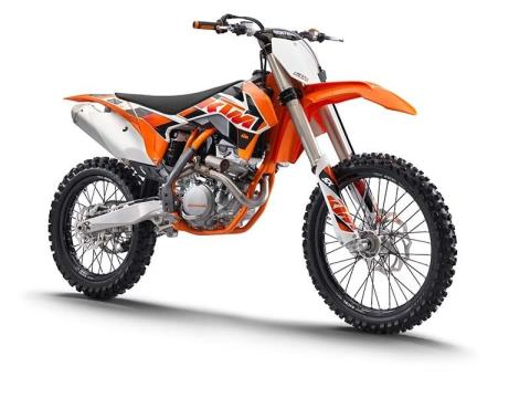 2015 KTM 250 SX-F in Gulfport, Mississippi - Photo 5