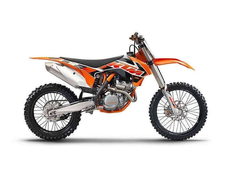 2015 KTM 250 SX-F in Gulfport, Mississippi - Photo 4