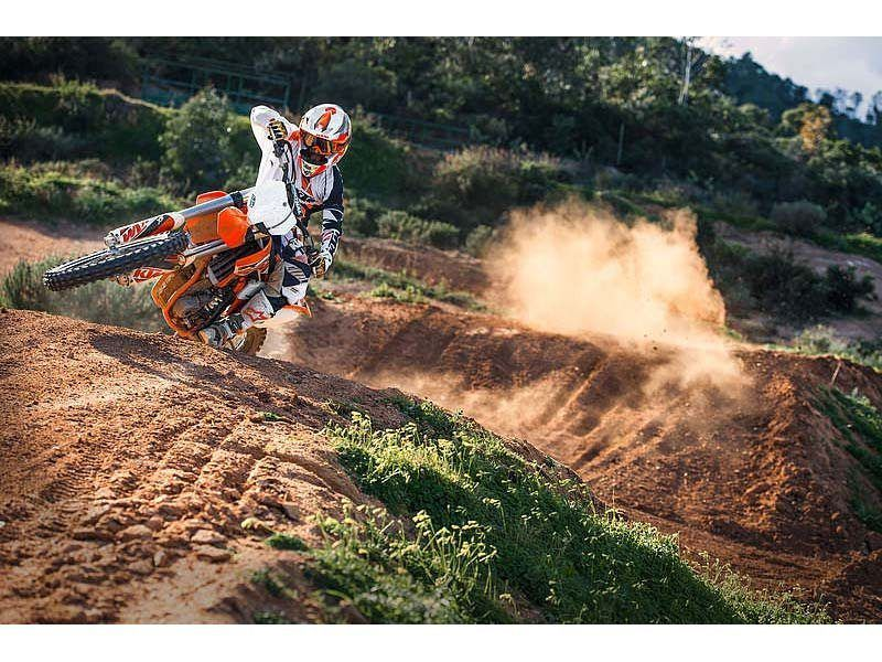 2015 KTM 250 SX-F in Gulfport, Mississippi - Photo 10