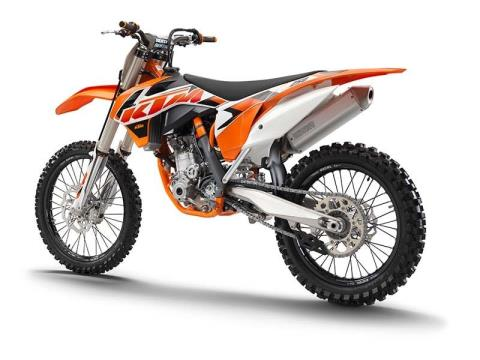 2015 KTM 250 SX-F in Gulfport, Mississippi - Photo 6