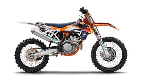 2015 KTM 250 SX-F Factory Edition in Billings, Montana