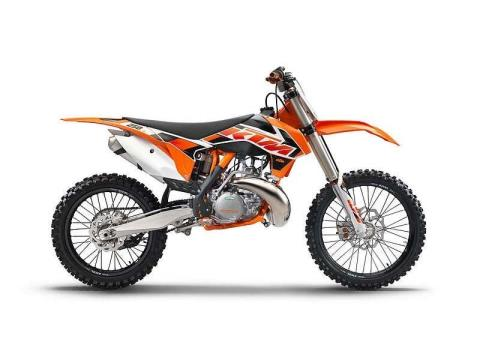 2015 KTM 250 SX in Sioux City, Iowa