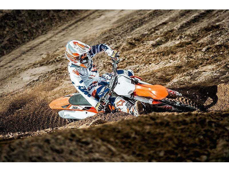 2015 KTM 350 SX-F in Sioux City, Iowa