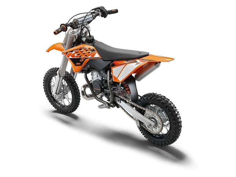 2015 KTM 50 SX in Johnson City, Tennessee