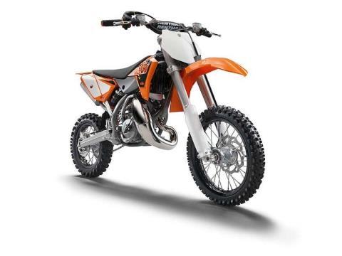 2015 KTM 65 SX in Lumberton, North Carolina