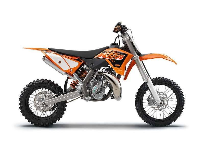 2015 KTM 65 SX in Orange, California