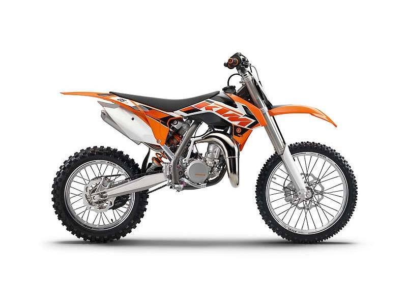 2015 KTM 85 SX in Orange, California