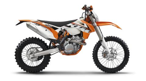 2015 KTM 350 XC-F in Sioux City, Iowa