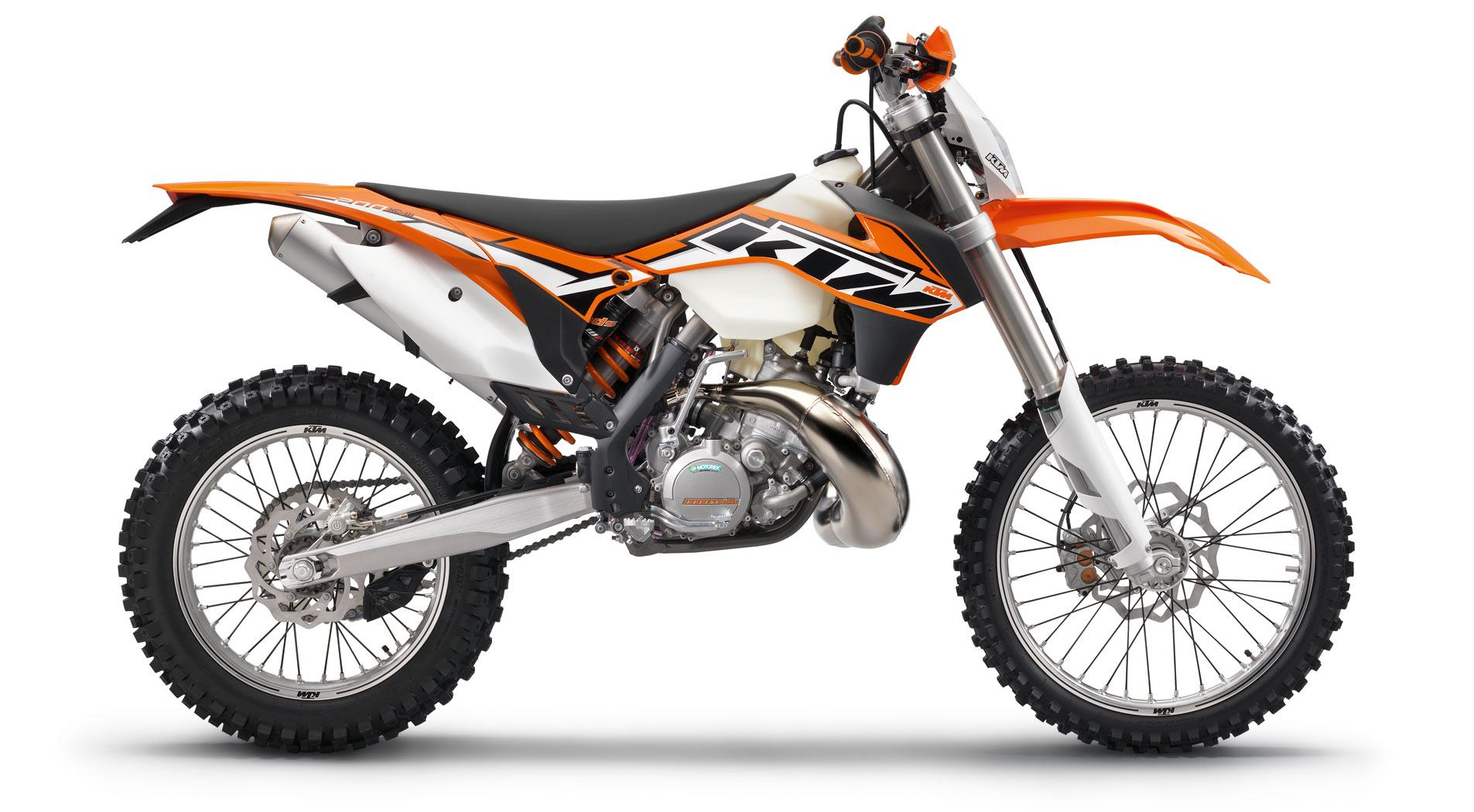 2015 KTM 200 XC-W in Sioux City, Iowa