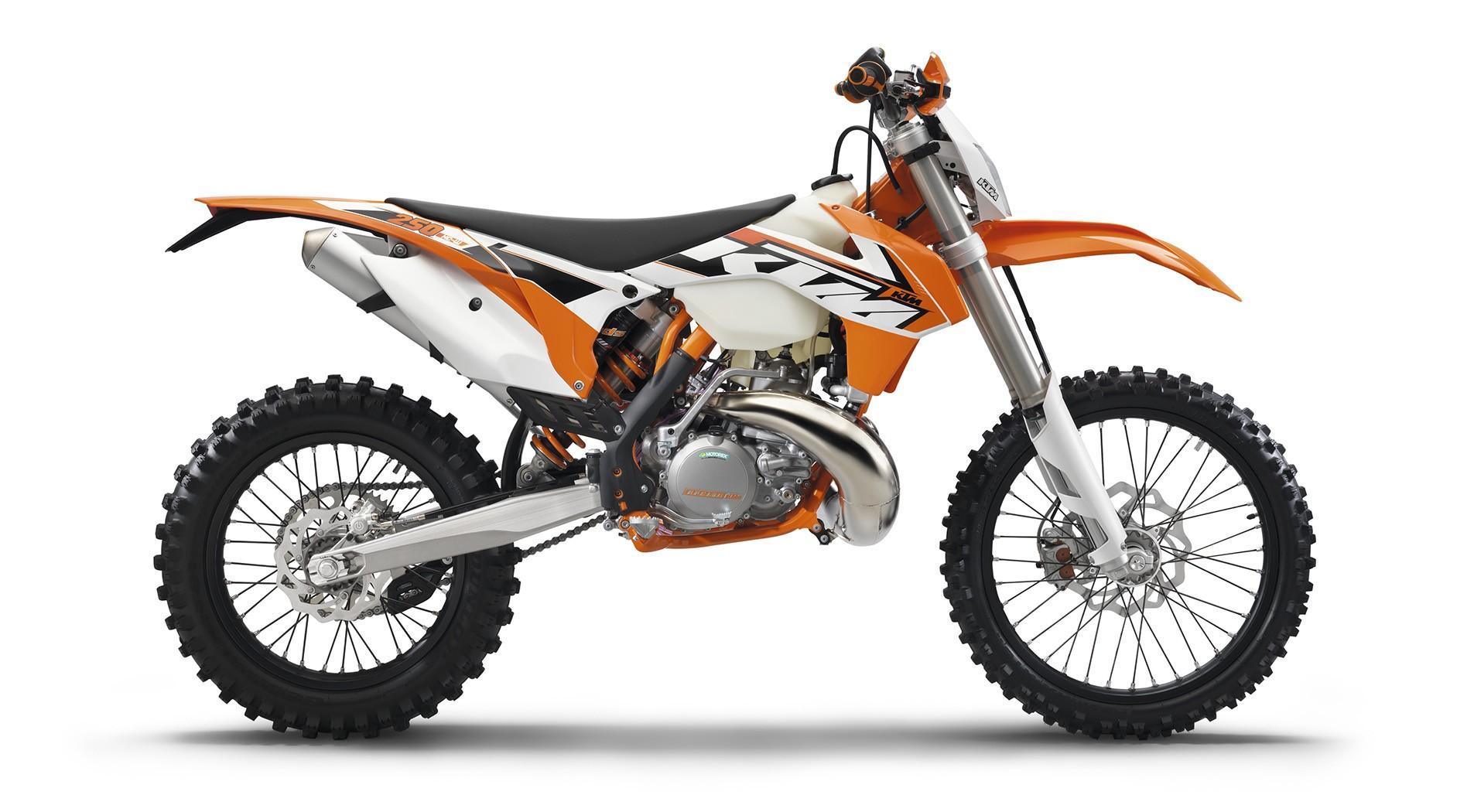 2015 KTM 250 XC in Orange, California