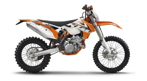 2015 KTM 250 XCF-W in Sioux City, Iowa