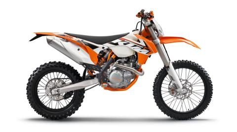 2015 KTM 450 XC-F in Orange, California