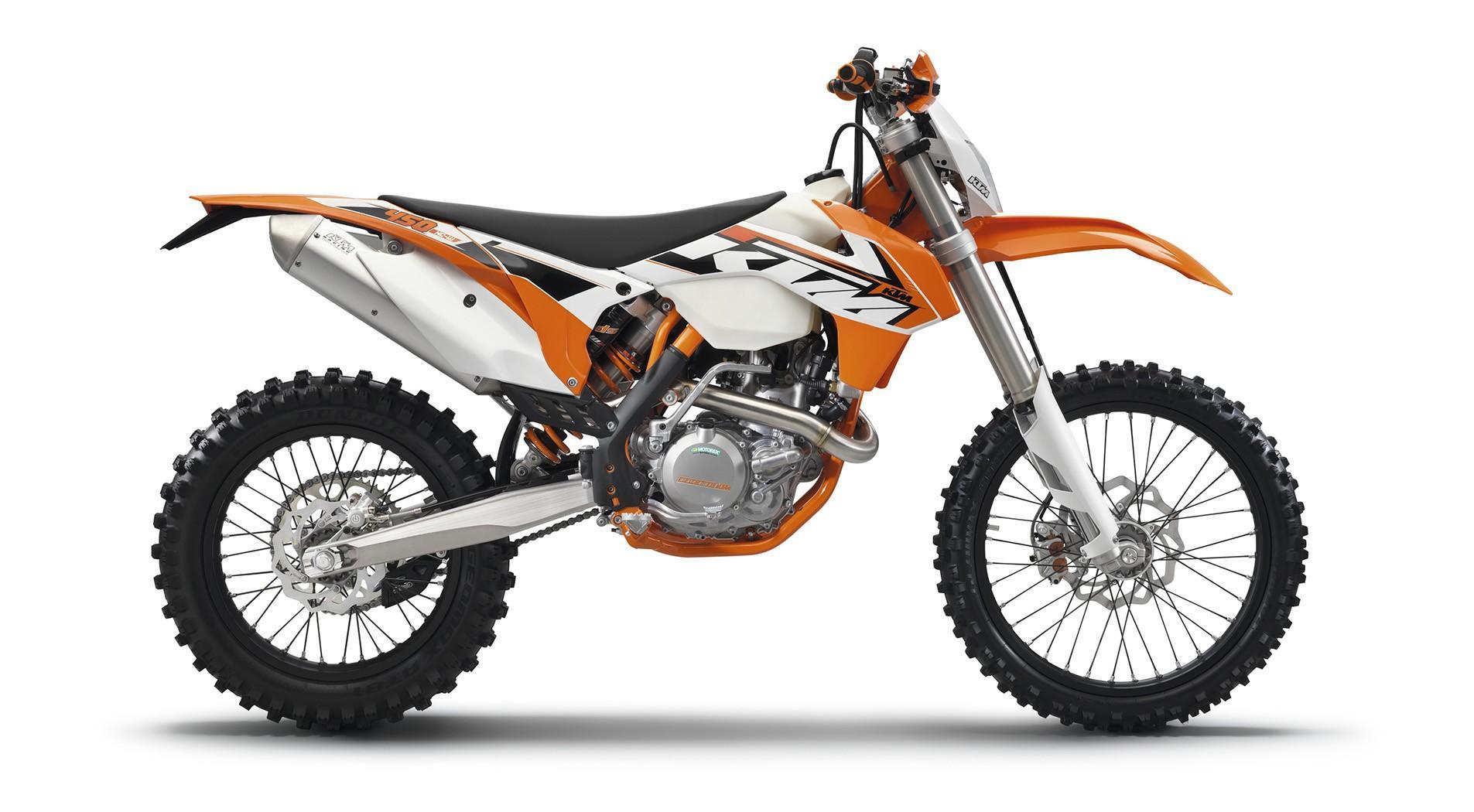 2015 KTM 450 XC-W in Orange, California