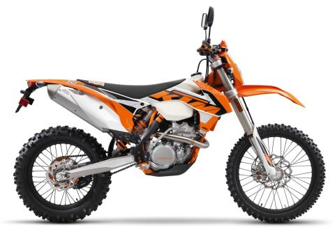 2016 KTM 350 EXC-F in Trevose, Pennsylvania