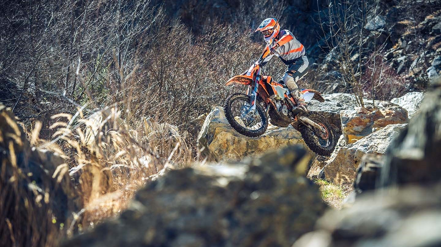 2016 KTM 350 EXC-F in Olympia, Washington