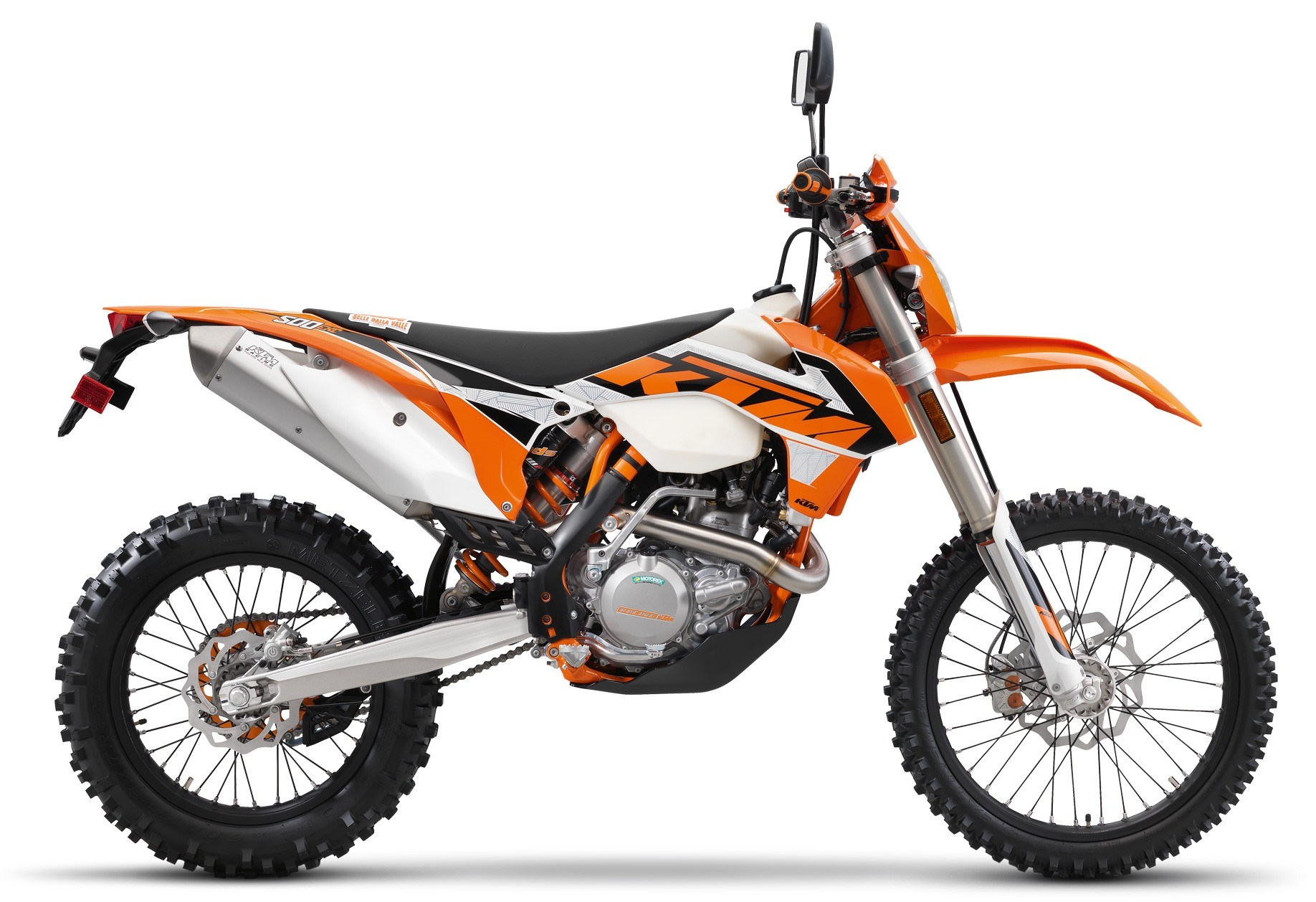 2016 KTM 500 EXC in Pittsburgh, Pennsylvania