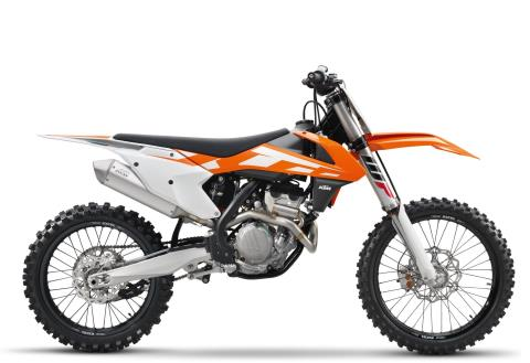 2016 KTM 250 SX-F in Olathe, Kansas