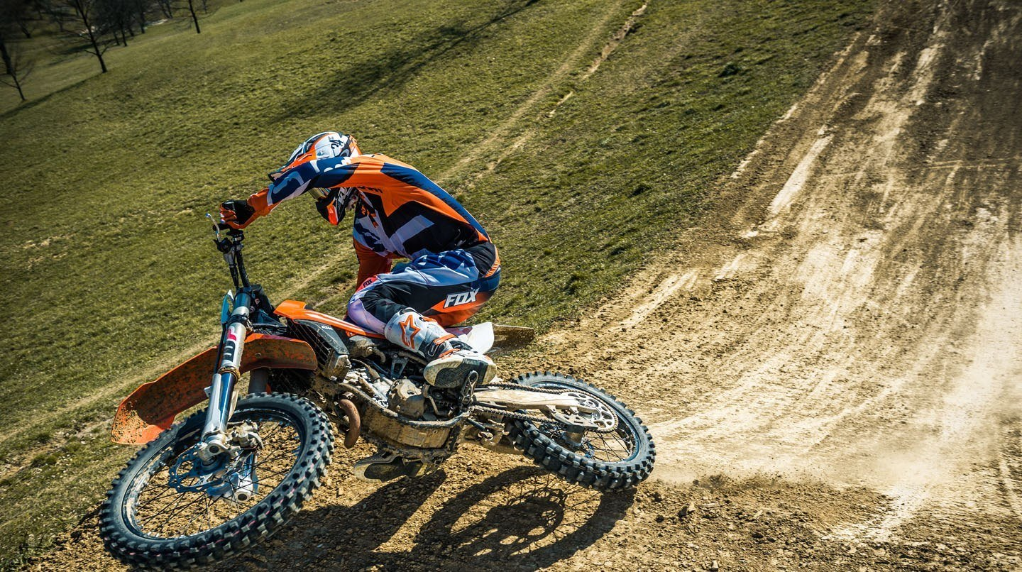 2016 KTM 250 SX-F in Gunnison, Colorado