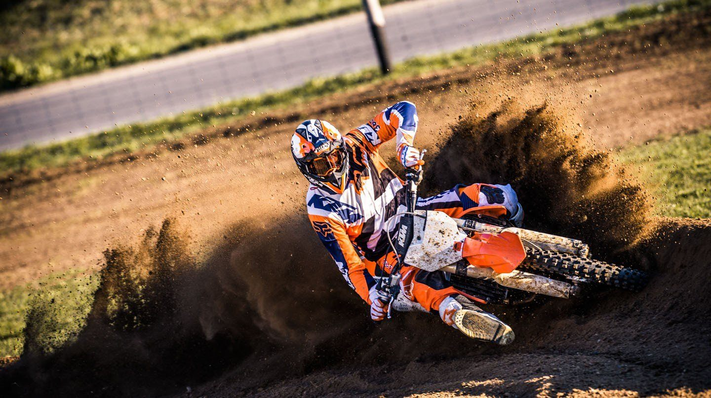 2016 KTM 250 SX-F in Reynoldsburg, Ohio
