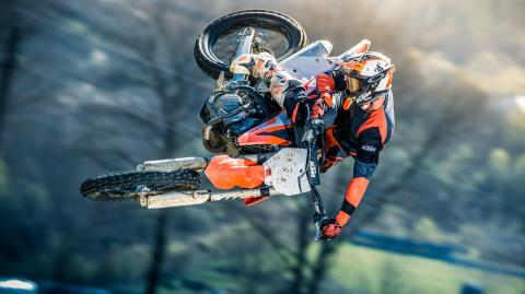 2016 KTM 250 SX-F in Olympia, Washington