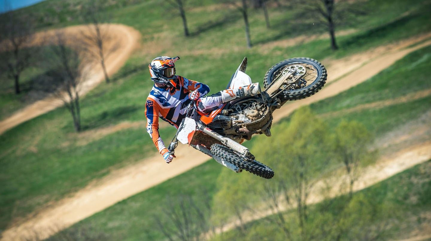 2016 KTM 250 SX-F in Johnson City, Tennessee