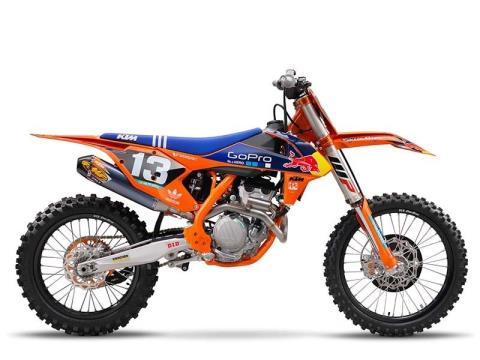 2016 KTM 250 SX-F Factory Edition in Denton, Texas