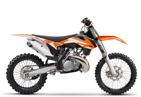 2016 KTM 250 SX in Plymouth, Massachusetts - Photo 1