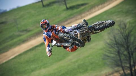 2016 KTM 250 SX in Plymouth, Massachusetts - Photo 3