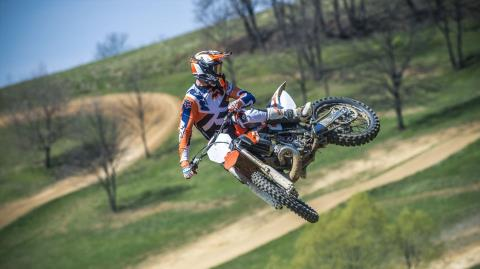 2016 KTM 250 SX in Paso Robles, California