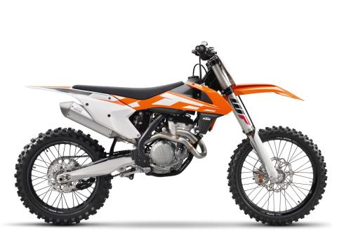 2016 KTM 350 SX-F in Marietta, Ohio