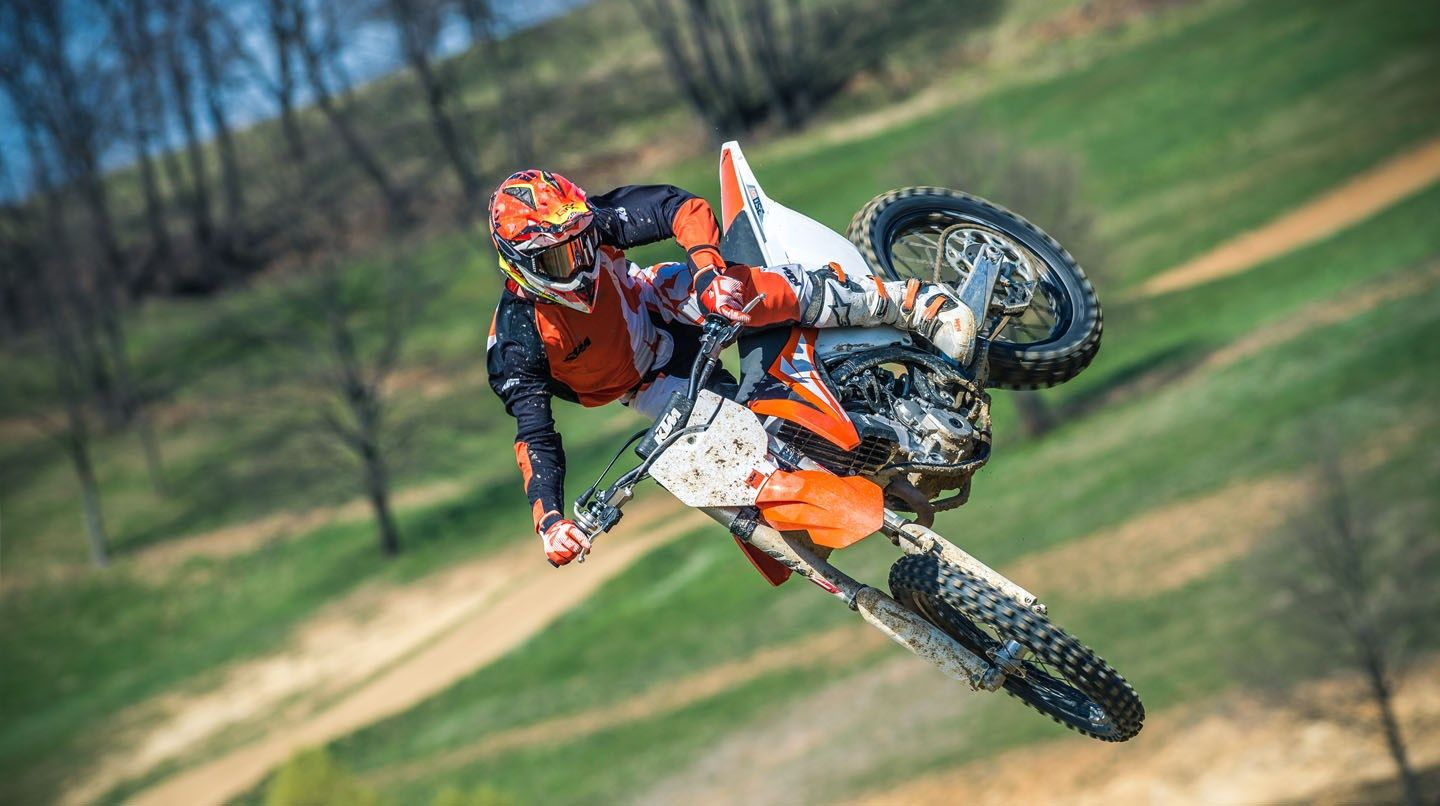 2016 KTM 350 SX-F in Orange, California