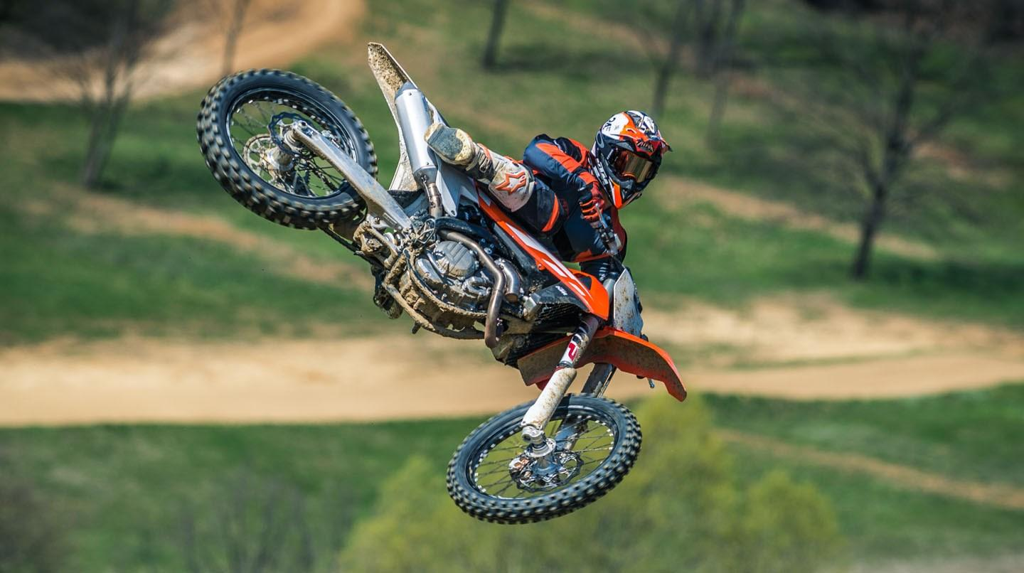 2016 KTM 350 SX-F in Beckley, West Virginia - Photo 8