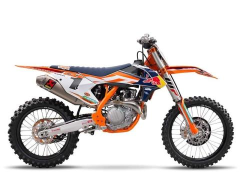 2016 KTM 450 SX-F Factory Edition in Kittanning, Pennsylvania